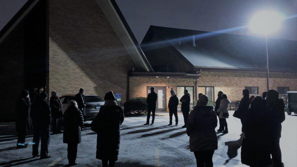 The Village Presbyterian Church and SABAH Cultural Center Mark the Annual Advent Season Interfaith Celebration Amid Covid-19